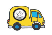 Camion coco surf
