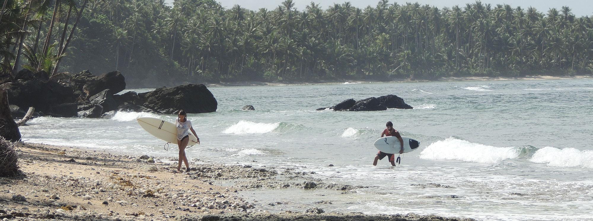 photo louise et morgan coco surf