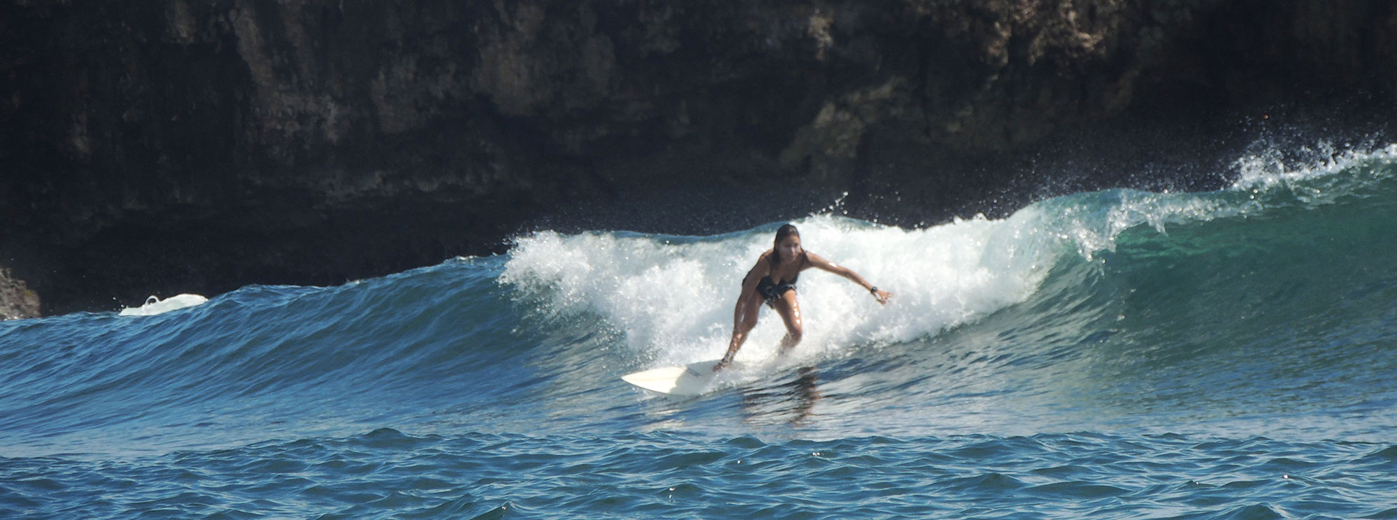 photo louise coco surf