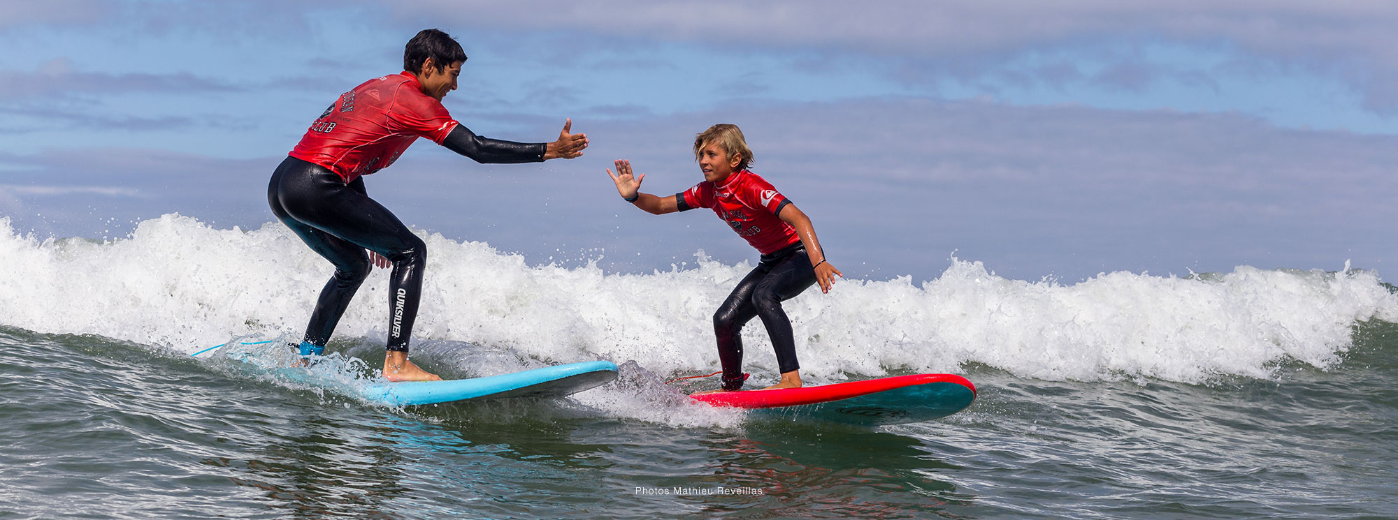 surfeurs coco surf école de surf
