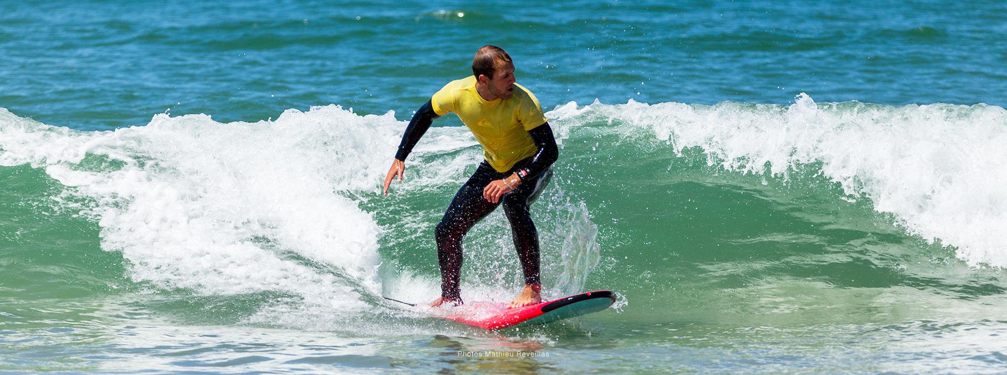 surfeur coco surf école de surf