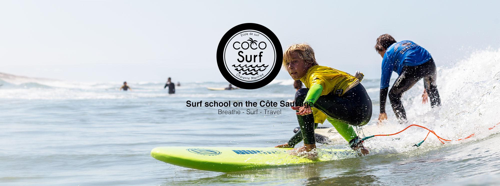 surfeur école de surf coco surf