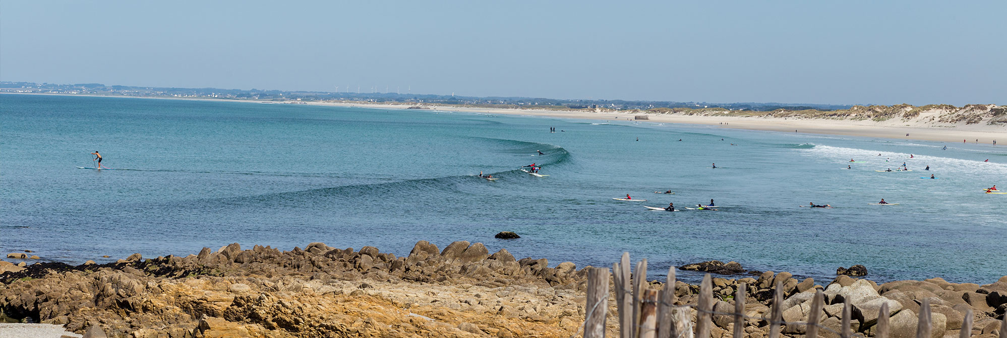 Pointe de la Torche finistère Coco Surf Trip Surf